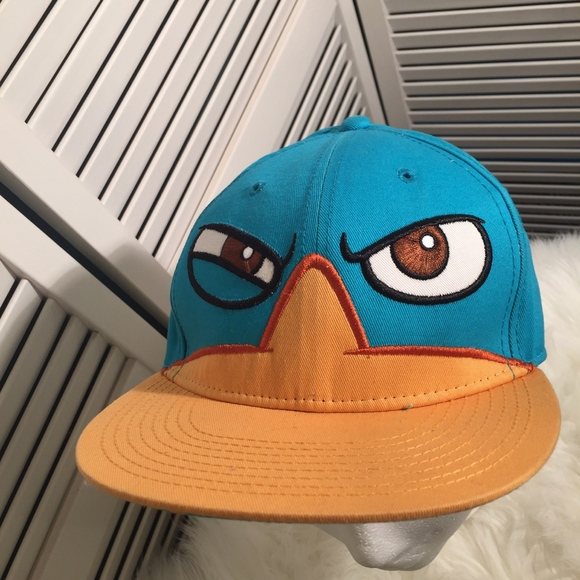 Clothes, Shoes & Accessories Hats Phineas And Ferb Baseball Cap Hat